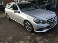 2014 Mercedes-Benz E-CLASS E220 CDI SE 7G-Tronic Auto 2.2 5dr Estate Diesel Auto