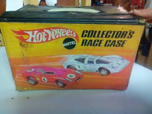 Vintage hot wheel cars