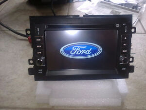 ford mercury and lincoln navigation bluetooth dvd