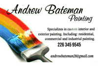 Professional painter with over 20 year experience