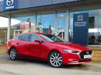 2020 Mazda 3 2.0 Skyactiv-X MHEV GT Sport Tech 4dr Auto Saloon Saloon Petrol Aut