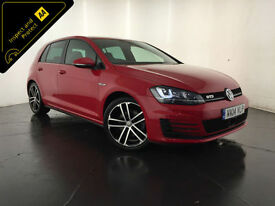 2014 VOLKSWAGEN GOLF GTD DIESEL 1 OWNER SERVICE HISTORY FINANCE PX