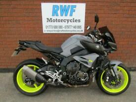 Yamaha MT10, 2016, 66 REG, ONLY 2 OWNERS & 5,893 MILES, FSH, MINT COND