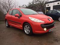 2009 Peugeot 207 1.4 75 Verve *61k MILES* Full Service History 12 Months Mot