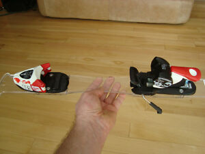 Salomon TZ5 Junior Ski Bindings- Brand New Still on Orig.Package Kitchener / Waterloo Kitchener Area image 2