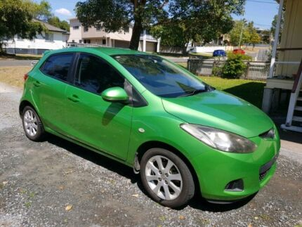 Mazda 2 , manual, low kms, excellent condition Wynnum Brisbane South East Preview