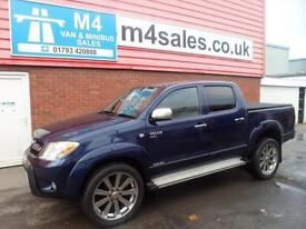 Toyota Hilux INVINCIBLE SWB 4X4 DOUBLE CAB PICK UP WITH A/C