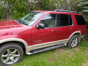 2005 ford explorer sell/trade