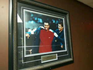 Tiger Woods Framed Photography | Picture London Ontario image 1