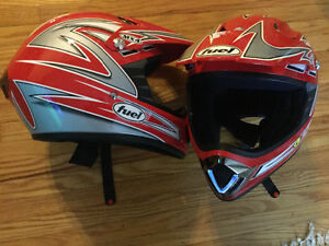 1 ATV helmet