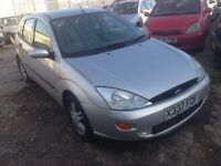 Ford Focus long mot drives superb petrol 395