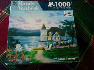 1000 piece puzzle Regina Regina Area image 1