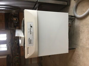 White dishwasher for cheap