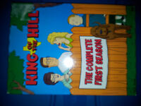 King of the Hill DVD box set