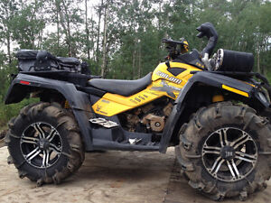2011 Can Am Outlander in great condition