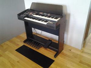 Piano-Orgue Technics SX-EX30L