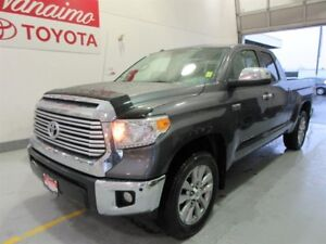 """Toyota Tundra 4WD Double Cab 146"""" 5.7L Limited 2014"""