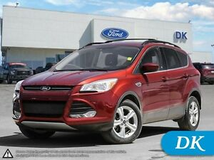 2014 Ford Escape SE AWD w/Leather, Navigation, and Much More!
