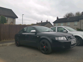 2002 Audi A4 s line sell/swap
