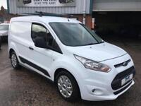 2014 64 FORD TRANSIT CONNECT 1.6 TDCI 200 TREND BIGGER 95BHP 3RD FRONT SEAT 89K