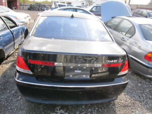 2005 BMW 745Li ** FOR PARTS ** INSIDE & OUTSIDE **