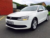 DECEMBER 2011 VOLKSWAGEN JETTA S 1.6 TDI BLUEMOTION FULL SERVICE HISTORY ONE OWNER