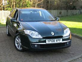 Renault Laguna 1.5dCi Dynamique**DIESEL**Low Mileage**FULL SERVICE HISTORY**