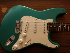 Fender Stratocaster USA 40th Anniversary
