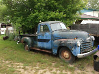 53 Chevy pickup serial number 001