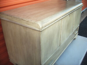 Antique Red Cedar Chest