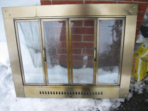 for sale fire place doors