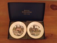 Royal Worcester Fine Bone China Small Plates / Dishes
