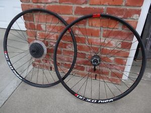 Bike Wheels with cassette for Sale