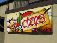Chaps Restaurant Requires Line Cooks and prep person