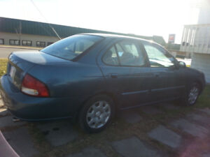 Selling my nissan sentra