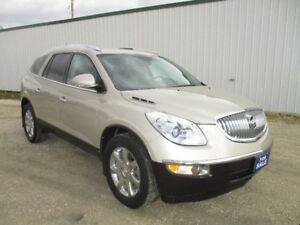 2008 BUICK ENCLAVE CXL *POWER LIFT GATE*DVD ENTERTAINMENT*