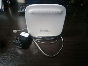 SmartRG SR505M VDSL modem/router used with Teksavvy