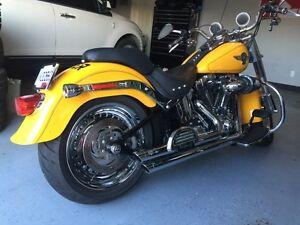 2011 Harley Davidson Fatboy Low Kms