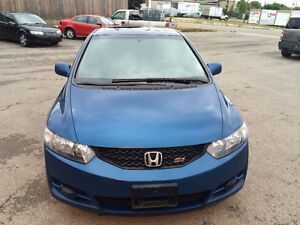 Blow Out 2010 Honda Other Si Coupe (2 door)