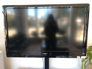 """SELLING 46"""" INSIGNIA TV (TV Stand + DVD Player Included)"""