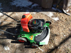 LawnBoy commercial lawn mower