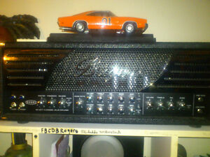 """bugera 333xt 3 channel head and 4x12"""" trade"""