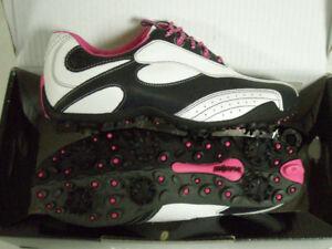 Footjoy Women's Golf Shoe - Lopro Collection 8.5 Medium