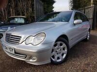 Mercedes-Benz C200 2.1TD 2006MY Automatic, Estate Elegance SE
