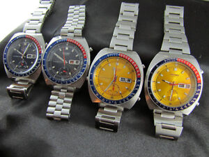 Seiko watch collector looking to buy.