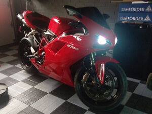2008 DUCATI 1098 (WITH SERVICE RECORDS) exceptionally clean