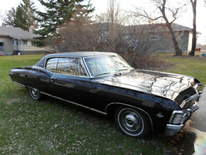 Reduced==1967 Chev.Caprice Collecters Car==