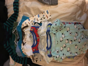 Baby boy lot of clothes