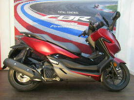 Honda NSS125A Forza PRE REGISTERED, 0 MILES