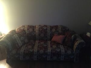 Free couch!!  Need gone now!!!